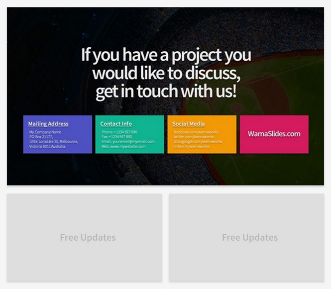 Core Slides Best Multipurpose Powerpoint Template Warnaslides Dot