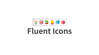 Fluent Icons For Powerpoint Template For Business Pitch Deck Professional Creative Powerpoint Icons 002