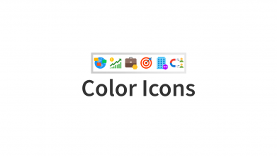 Colorful Color Icons For Powerpoint Template For Business Pitch Deck Professional Creative Powerpoint Icons 002